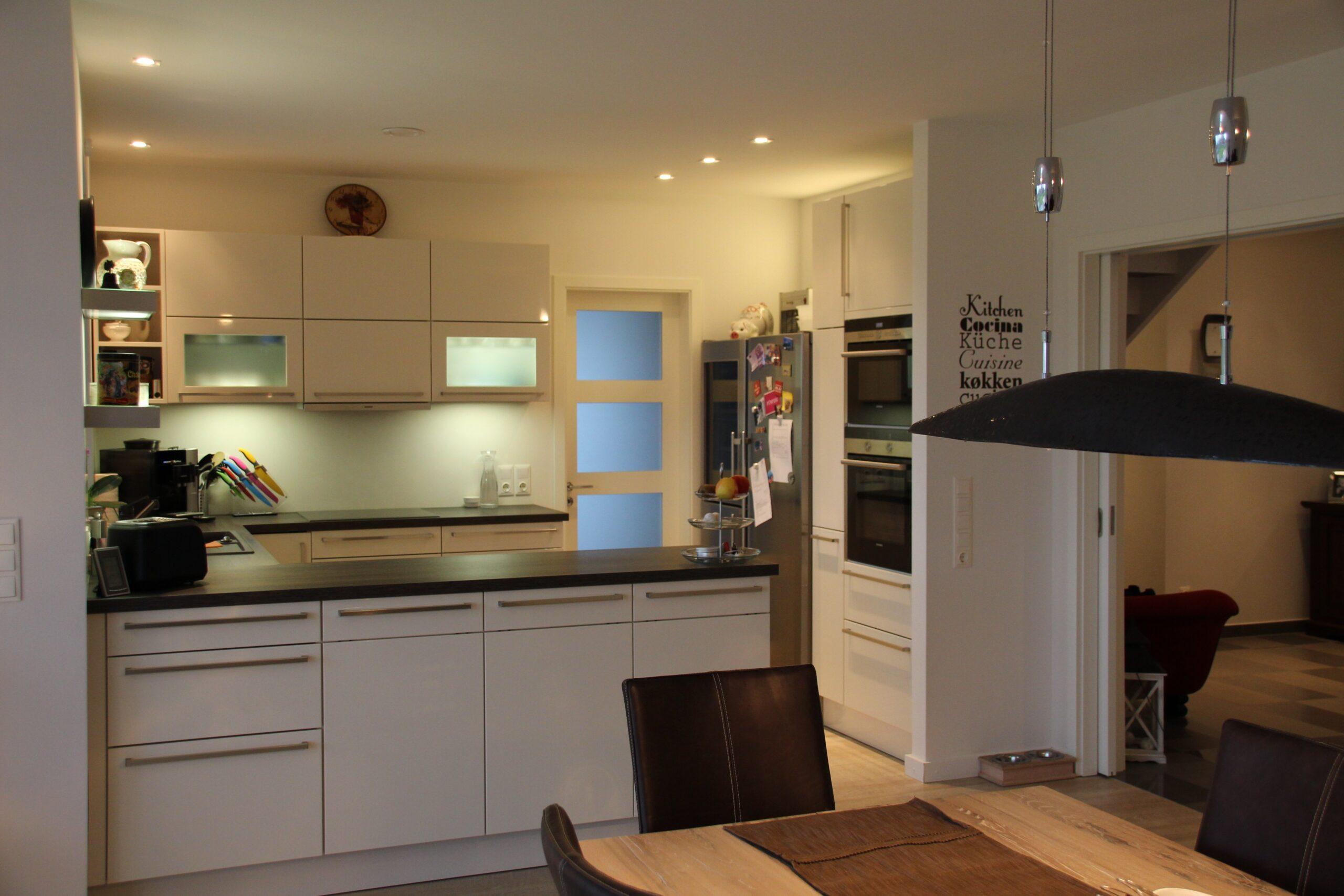 Offene Küche Mit Essbereich. Lustige Wandtattoo Küche Ikea ...