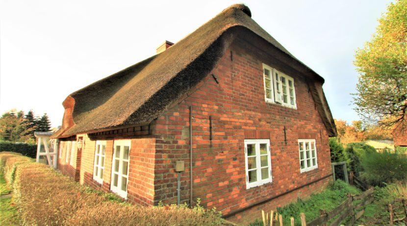 Seitenansicht, Hausverkauf