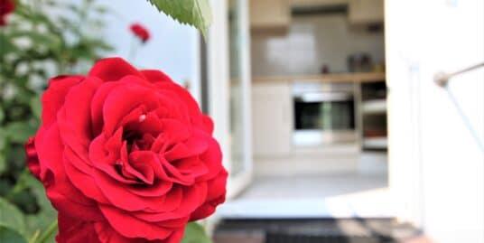 Gelegenheit – Ebenerdige 3 Zimmer Wohnung mit Südterrasse – Stadtnah
